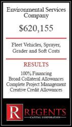 Environmental services financing